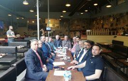 Kadıköy Tarihi Çarşısı Olağan Genel Kurulu Yapıldı