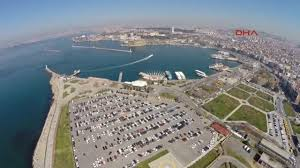 İspark  Kadıköy İSKİ Sahil Açık Otoparkı