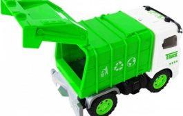 Çöplerin toplanması konusunda çarşı esnafımıza kolaylık